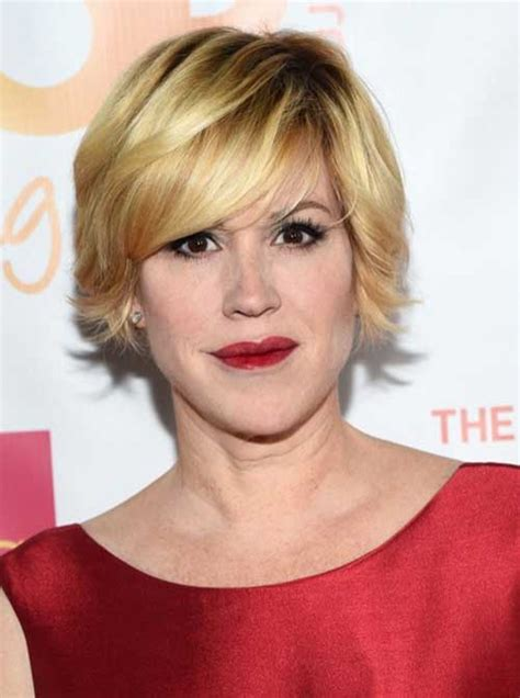 molly ringwald long hair 25 short hairstyles 2015 trends short hairstyles 2017