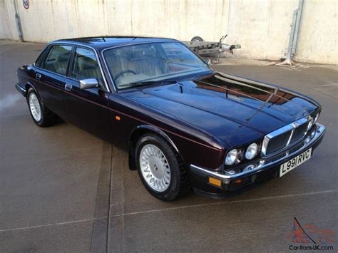 coolest jaguar xj40 jaguar xj40 xj 12 6 0 the ultra model the best