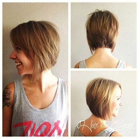 graduated bob haircut short hairstyle hairstyles ideas
