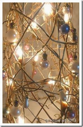 it s all fiddle fart my bejewelled christmas tree