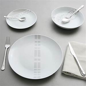 Service De Table 18 Pièces : ambiance service de table 18 pieces vaisselle maison ~ Teatrodelosmanantiales.com Idées de Décoration