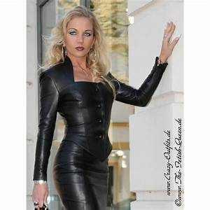 Leather Jacket Ds 050t Crazy Outfits Webshop For