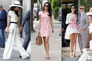 amal style clooney Quotes