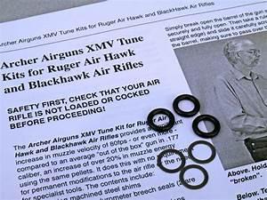 Ruger Air Hawk Parts Diagram