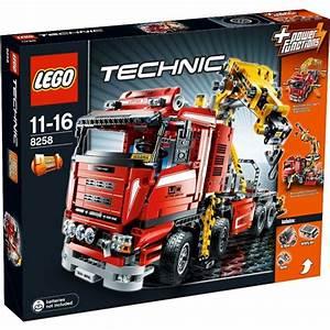 Lego Technic Occasion : le camion grue lego technic achat vente assemblage construction cdiscount ~ Medecine-chirurgie-esthetiques.com Avis de Voitures