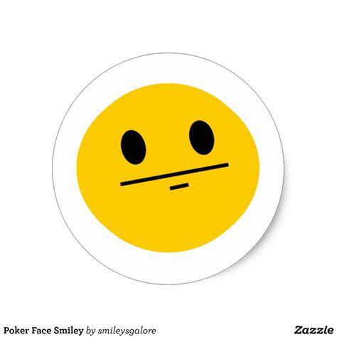Meme Smiley - poker face poker face meme smiley smiley face face yellow