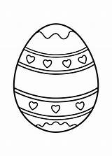 Easter Egg Coloring Pages Eggs Heart Printable Printables Colouring Prinables Coloringpagesonly Flower 4kids Visit Crafts Clip источник sketch template