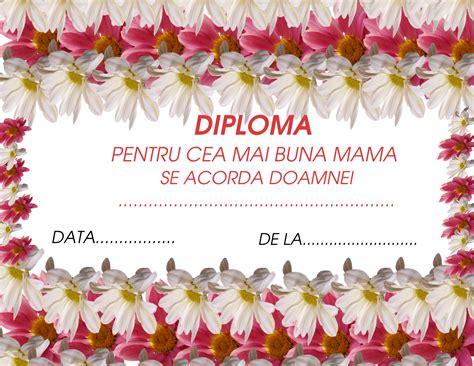 bureau des diplomes 8 diplome de 8 martie pentru mame