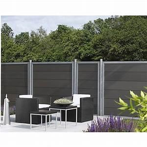 Zaun Aus Glas : die besten 17 ideen zu wpc zaun auf pinterest ~ Michelbontemps.com Haus und Dekorationen