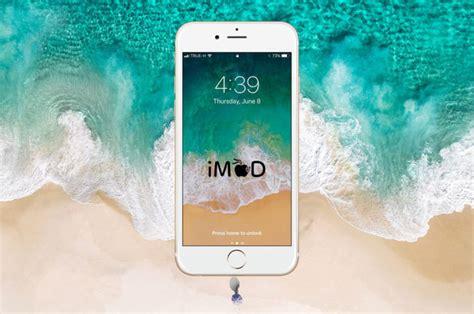 แจกภาพพื้นหลัง (Wallpapers) iOS 11 สำหรับ iPhone ทุกรุ่น