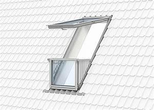 Velux Dachfenster Kosten : so funktioniert das dachfenster mit balkon ~ Orissabook.com Haus und Dekorationen