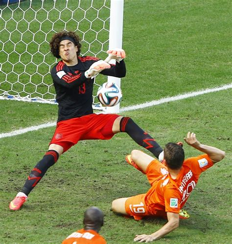 Keepers Who Raise The Bar World Cup Rediff Sports