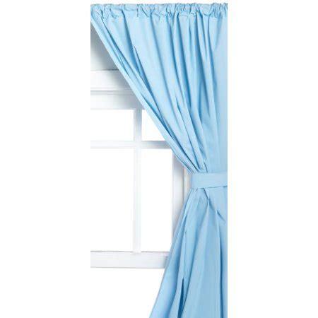 carnation home fashions vinyl bathroom window curtain