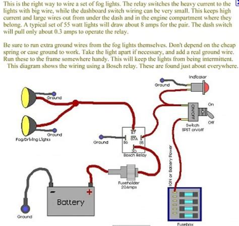 wiring diagram for driving lights toyota hilux choice