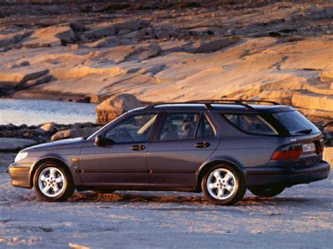 2000 Saab 9 5 Wagon