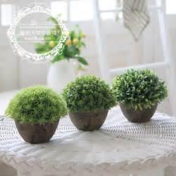 free shipping for za kka vintage artificial plants home decoration small bonsai balcony shelf