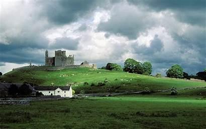Irish Backgrounds Desktop Wallpapers Widescreen Wallpapersafari Castles