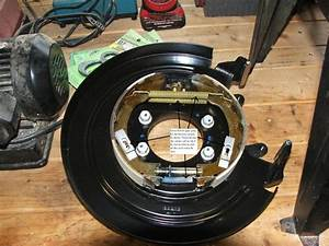 How To  Explorer Rear Disc Brake Conversion - Ranger-forums