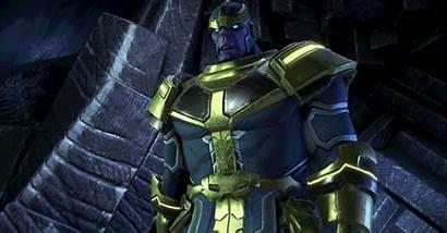 Guardians Galaxy Thanos Trailer Telltale Games Titan