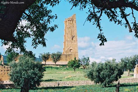 cuisine tlemcen photos des ruines de la mansourah à tlemcen