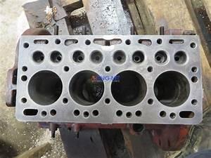 Continental N62 Engine Block Good Used N62a300