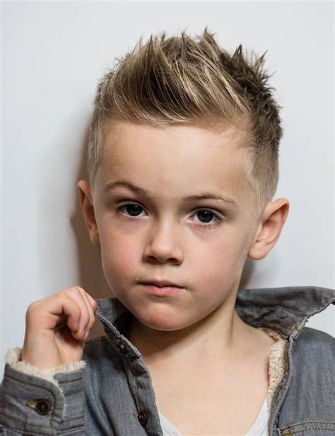 90+ Cool Haircuts for Kids for 2019 Cool boys haircuts
