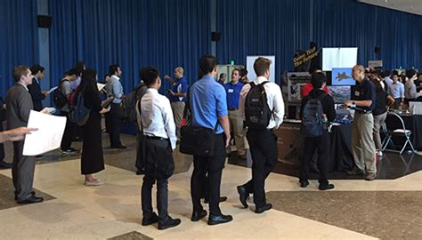 Special courses in mechanical and aerospace engineering. 2015 UCLA MAE Career Fair a big success | MAE