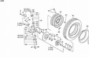 40210-vl20a - Wheel Bearing  Front   Axle