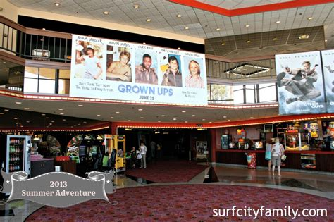 Places to See A Movie with Kids in Huntington Beach - Surf ...