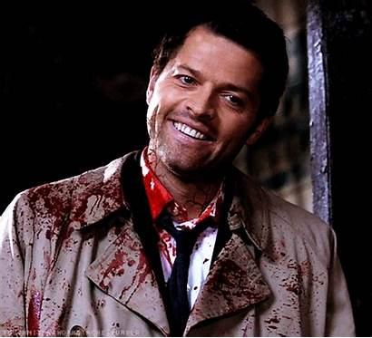 Leviathan Supernatural Cas Castiel Misha Collins Smile