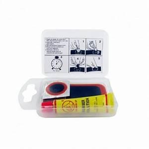Reparation Chambre A Air : kit r paration chambre air shak avec 2 rustines diam tre 20 mm et 5 rustines 45x25 mm colle ~ Melissatoandfro.com Idées de Décoration