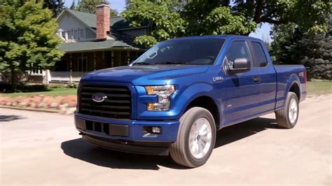 2017 Ford F-150 Stx Appearance Package