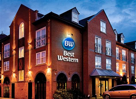 New Best Brand New New Logo And Identity For Best Western By Miresball