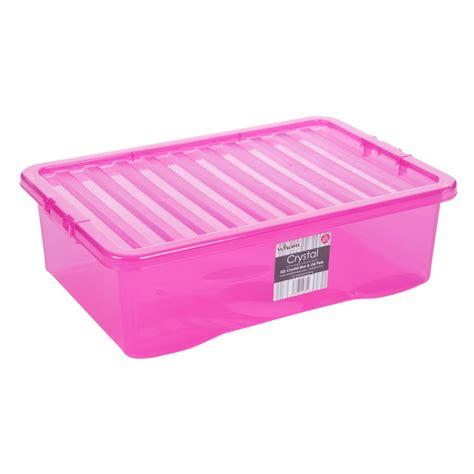 storage box wham plastic storage box