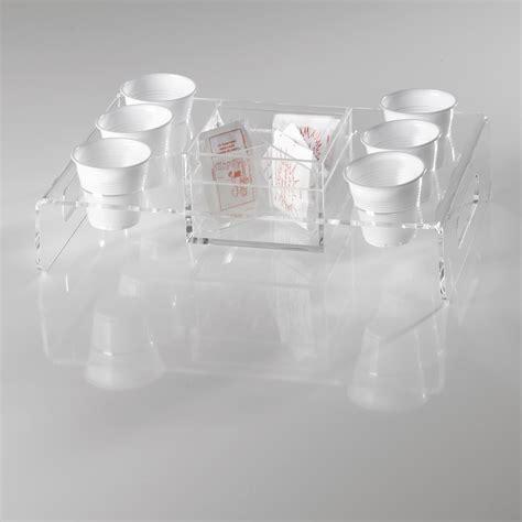 Porta Bicchieri by Portabicchieri Da Caff 232 6 Posizioni Coffe Box 29x20xh7 Cm