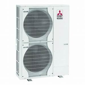 Pompe A Chaleur Reversible Air Air : ensemble pac air eau 16 kw r versible ecodan hydrobox 16 mitsubishi wiclim ~ Farleysfitness.com Idées de Décoration
