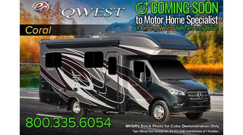 Click request price for more information. 2021 Entegra Coach Qwest 24T Class C Motorhome