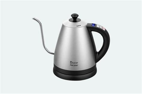 electric kettle gooseneck kettles dr hetzner amazon tea