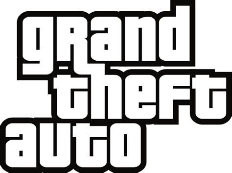 File:Grand Theft Auto logo series.svg - Wikimedia Commons