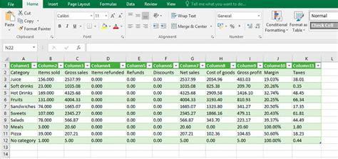 export data  reports  open  excel