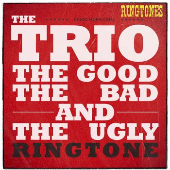 free iphone ringtone the good the bad and the ugly