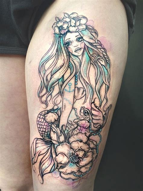 great mermaid pictures tattooimagesbiz
