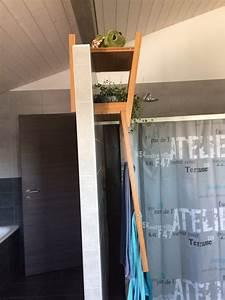 Bidouille ingénieuse : Porte serviette IKEA suspendu
