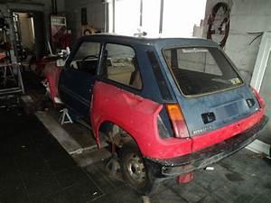 Renault 5 Turbo 2 A Restaurer : replique renault 5 turbo 2 ~ Gottalentnigeria.com Avis de Voitures