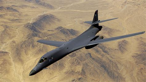 Rockwell B-1 Lancer Full Hd Wallpaper And Background Image
