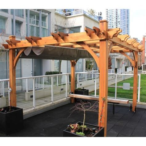 17 best images about pergolas your way on roof