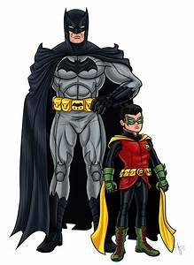 -The New 52 Batman and Robin- by Kaufee on DeviantArt