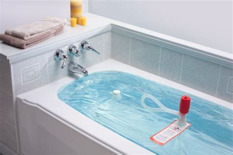how do you clean a bathtub waterbob emergency water storage 100 gallons