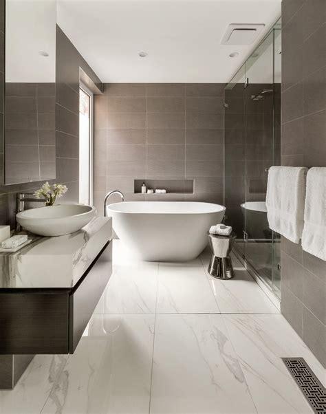 Дизайн современной ванной комнаты 2017  37 фото и идеи