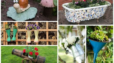 10 awesome diy garden decorations that everyone can make